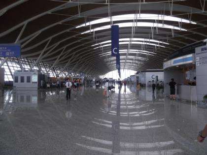 to shanghai pudong airport