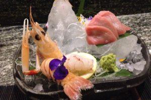 masu 201405 sashimi