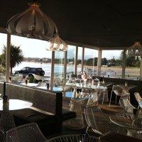 タカプナ・ビーチ・カフェ。超有名。