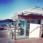 ワイヘキ島の人気カフェ、ワイキッチン。