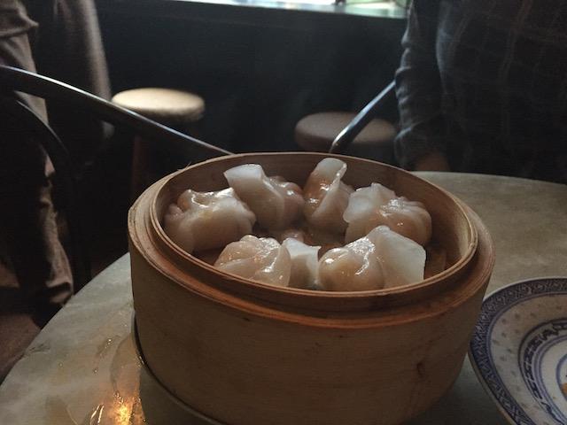 xuxu dumpling menu
