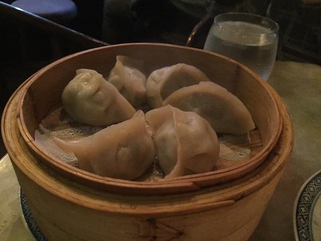 xuxu dumpling beef & lemongrass