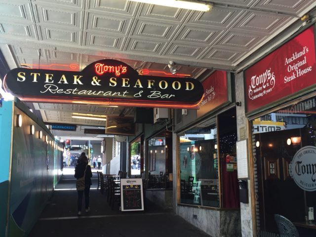 Tony's Steak & Seafood