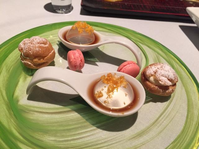 kazuya second dessert