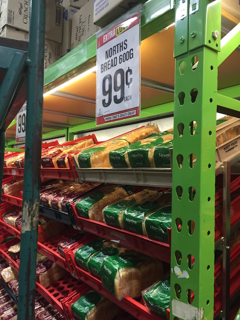 99c bread pakn save