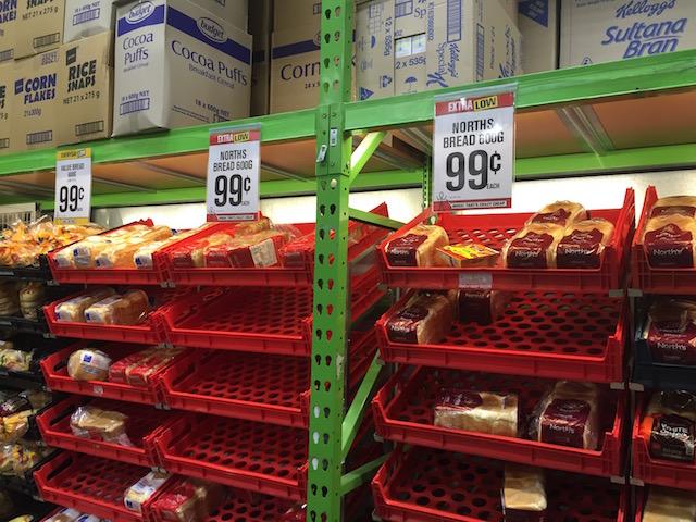 99c bread variation