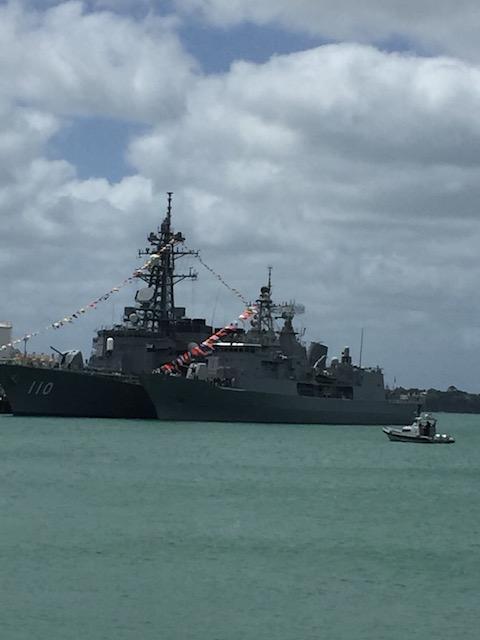 takanami and Te Mana
