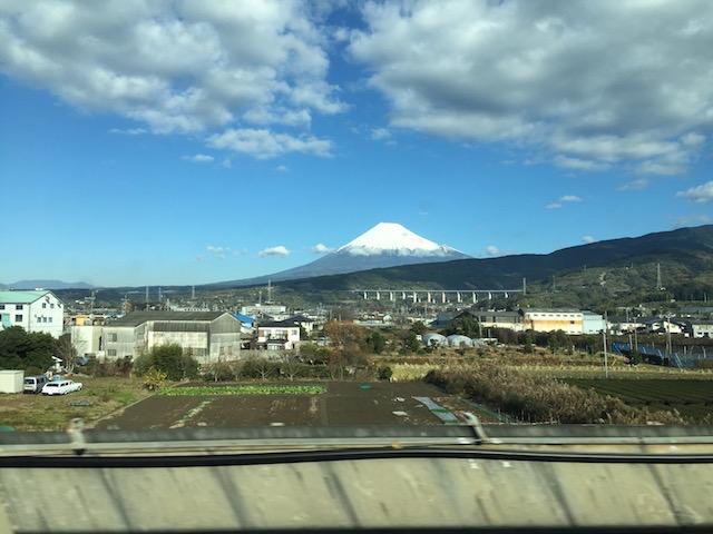 富士山 12月18日