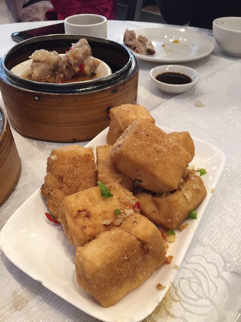 sunworld fried tofu salt&pepper