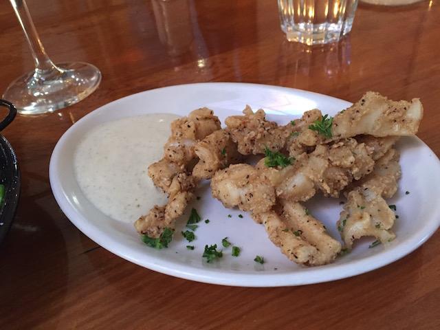 calamari fritte