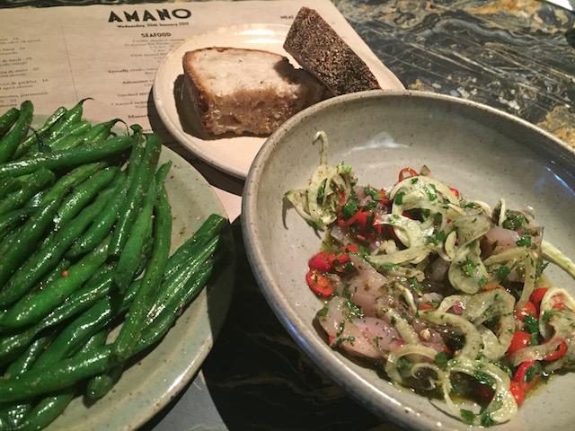 amano fish&beans