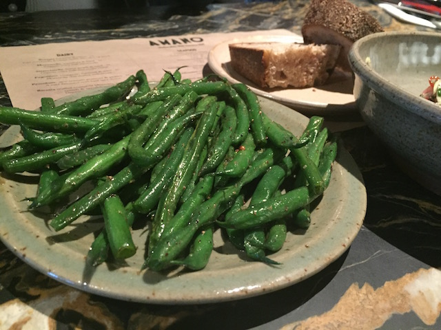 amano green beans