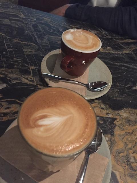 amano latte&flatwhite