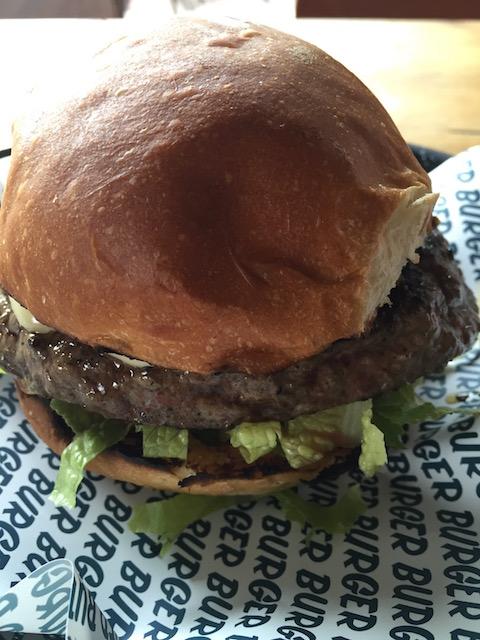 burgerburger-newmarket classicburger