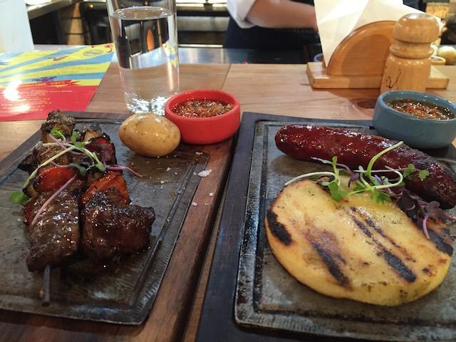 el humero chorizo beef