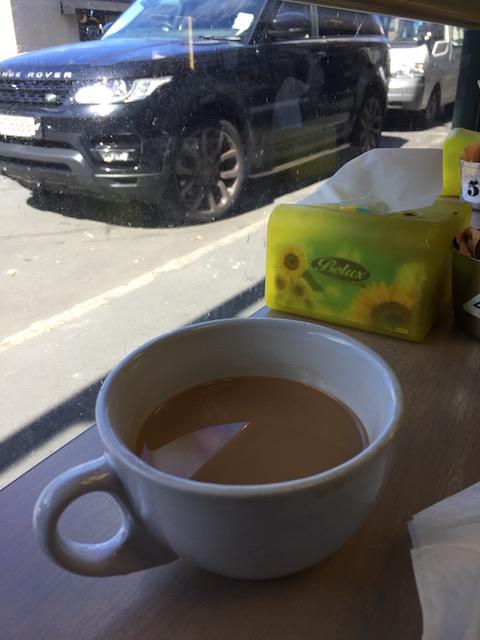 muse cafe hong kong style milk tea