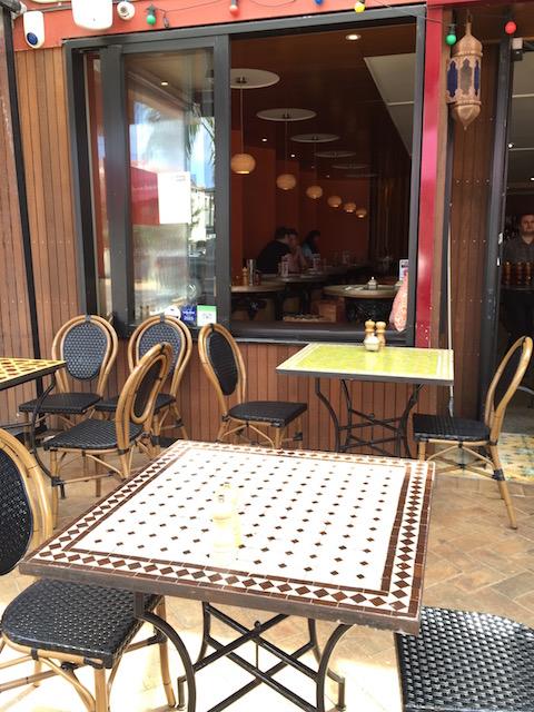 orewa casasblanca outdoor seating