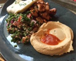 orewa casasblanca. lunch plate chickenjpg