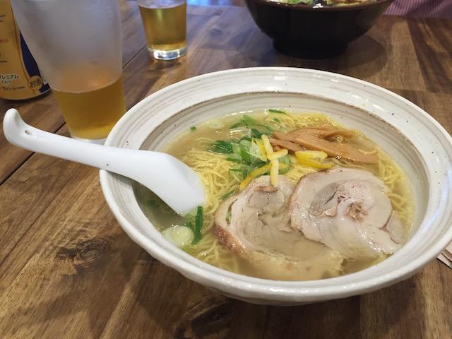 ramen lab yuzushio&beer