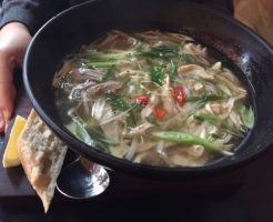 indocien chicken pho