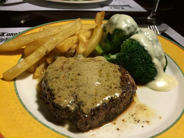 lord nelson pepper steak