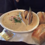 occidental seafood chowder