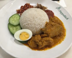 papparich chicken curry