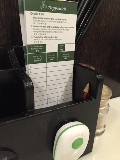 papparich order form