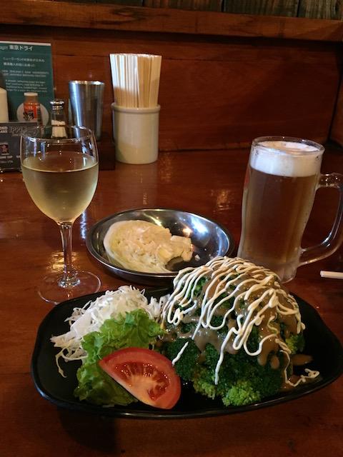 yakitori ken 201703 broccori mayo
