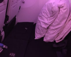 airnz skycouch pillow