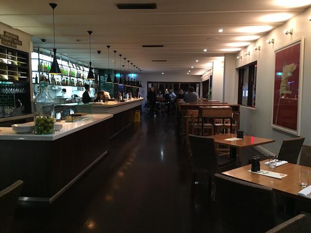 banque oyster bar interior