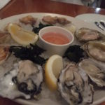 banque oyster bar oysters