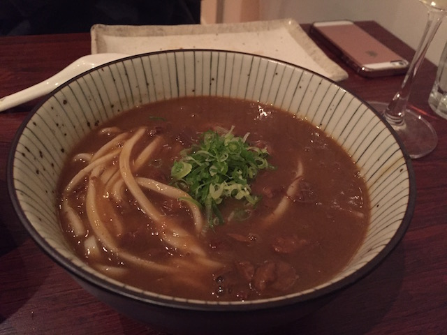 sake bar icco 201705 curry udon