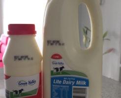 danekoが一番好きな牛乳
