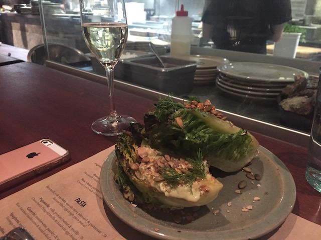 amano201707 charred lettuce