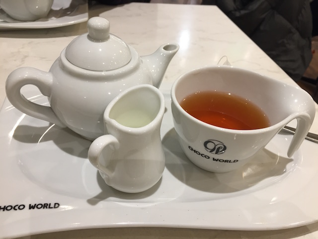 chocoworld 201707 tea