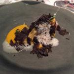 kazuya truffle dinner 201707 pasta