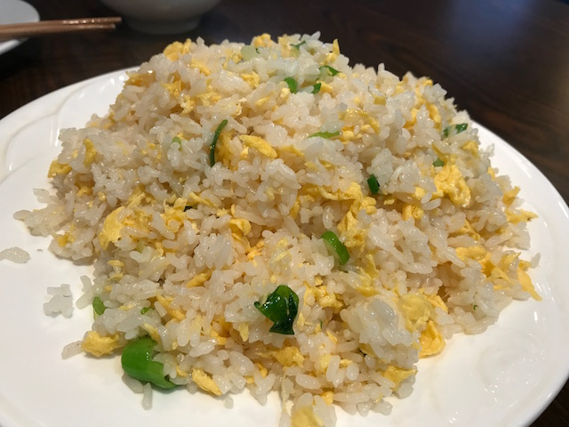 非常美食 egg fried rice