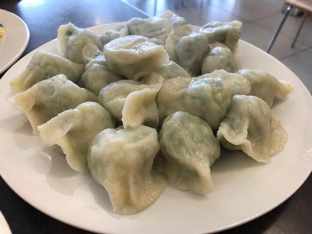Mr zhou's dumplings 201710 dumplings