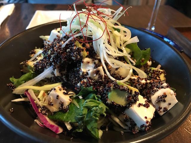 ramen takara ponsonby 201710 quinua salad