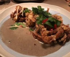 saan 201710 crispy softshell crab