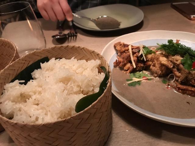 saan 201710 sticky rice yummy