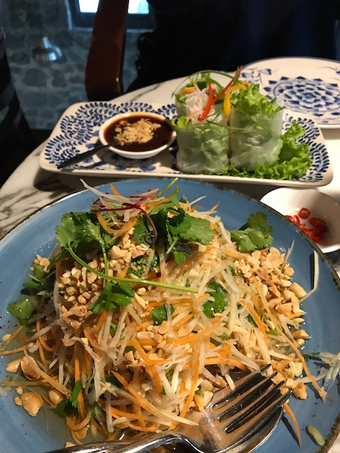 sen 201710 green papaya salad
