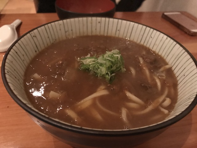 sake bar icco 201711 curry udon