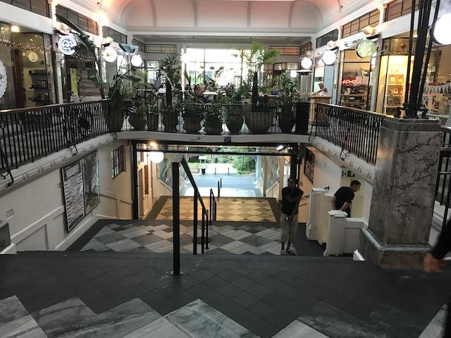 gemmayze st 201801 st kevins arcade steps
