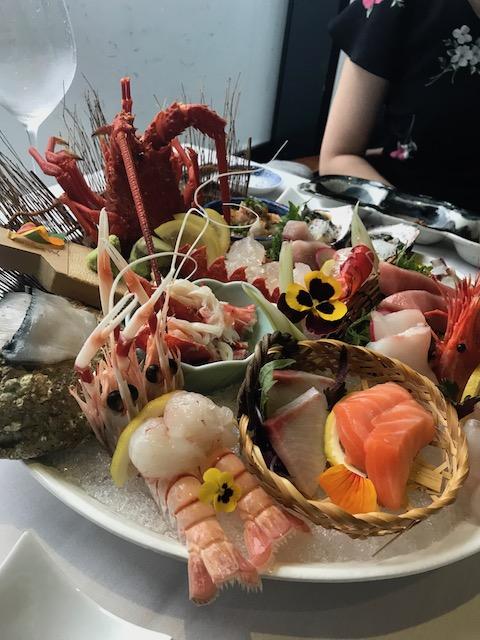 cocoro 201802 sashimi