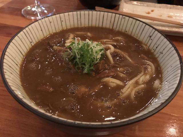 sake bar icco 201801 curry udon