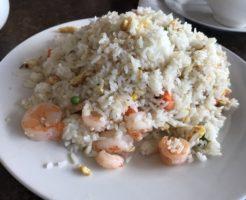 zhous dumplings 201802 prawn fried rice