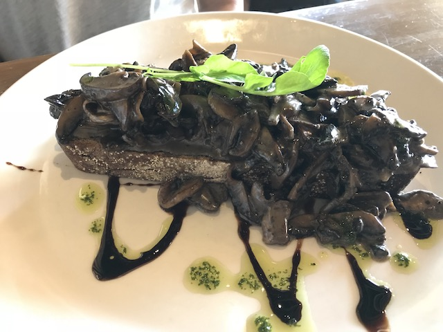 Olaf's 201802 truffle mushrooms