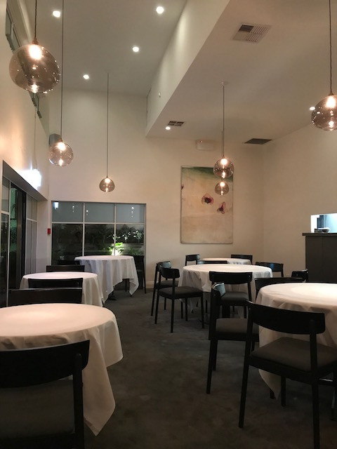 french cafe 201803 dining area